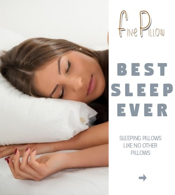 Best Sleeping Pillow - Fine Pillow