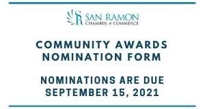 Community Awards Nomination Form