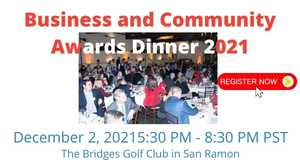 Business and Community Awards Dinner 2021